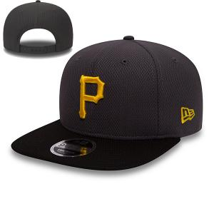 New Era MLB Pittsburgh Pirates Diamond Pop 9FIFTY Snapback