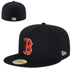 New Era MLB Boston Red Sox Authentic On Field Game 59FIFTY