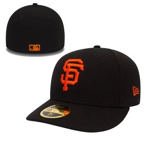 New Era MLB San Francisco Giants Poly Low Profile 59FIFTY Fitted