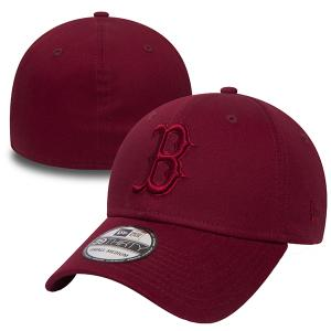 New Era MLB Boston Red Sox Essential Cardinal Red 39THIRTY
