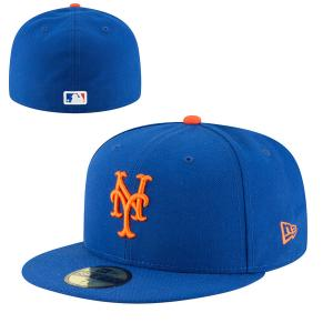 New Era MLB New York Mets Authentic On-Field Game 59FIFTY