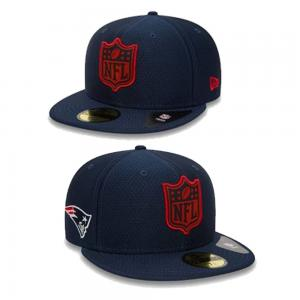 New Era NFL New England Patriots League Logo Fit 59Fifty