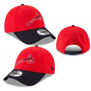 New Era MLB Atlanta Braves Players Weekend 9Forty