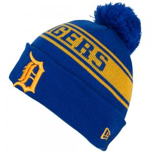 New Era MLB Detroit Tigers Seasonal Jake Beanie