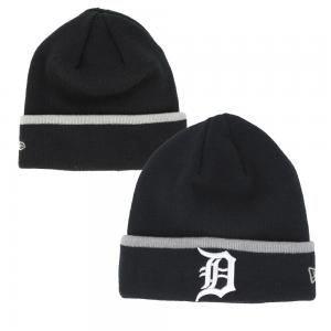 New Era MLB Detroit Tigers Team Cuff Knit