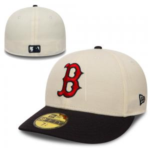 New Era MLB Boston Red Sox Team Cooperstown Low Profil 5950