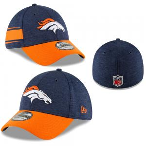 New Era NFL Denvers Broncos Sideline Home 2018 39Thirty