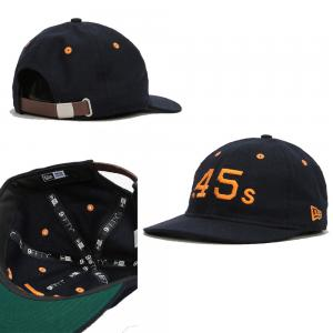 "New Era MLB Houston Astros (""Colts .45s"") Low Profile Strapback 9Fifty"