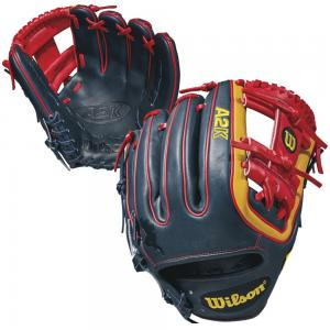 Wilson A2K DATDUDE Brandon Phillips Game Model 11.5 Infield