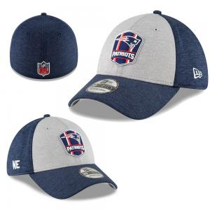 New Era NFL New England Patriots Sideline Road 2018 39Thirty