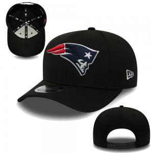 New Era NFL New England patriots Stretch Snap 9Fifty
