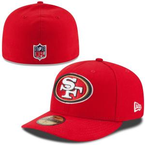New Era NFL San Francisco 49ers Retro Crown Low profile 59Fifty