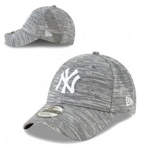 New Era MLB New York Yankees Engineered fit 9Forty Grey