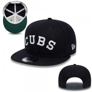 New Era MLB Chicago Cubs Cooperstown 9Fifty Navy