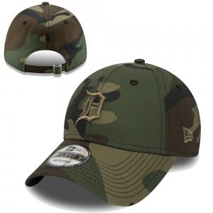 New Era MLB Detroit Tigers Camo essential 9Forty