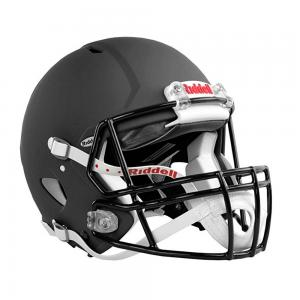 Riddell Casque de Football Américain Speed Icon Métallique brillant ou mat M/L