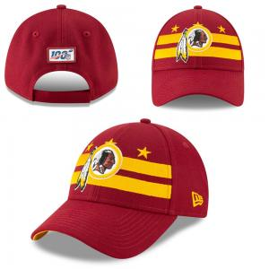 New Era NFL Washington redskins Draft 2019 Official 9FORTY Adjustable