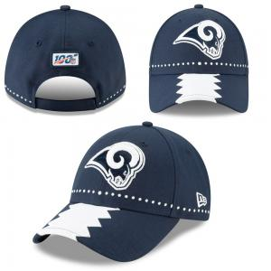 New Era NFL Los Angeles Rams Draft 2019 Official 9FORTY Adjustable