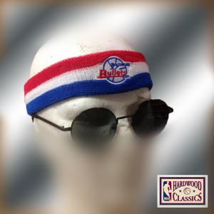 ForeBareFeet NBA Washington Bullets Hardwood Classics Headband