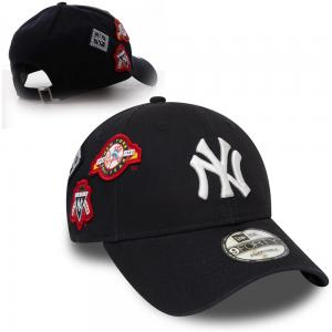 New Era MLB New York Yankees Cooperstown Patched 9Forty Cap