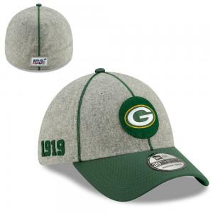 New Era NFL Green Bay Packers 19 Sideline Home 39Thirty cap