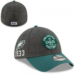 New Era NFL Philadelphia Eagles  Onfield Sideline 1933 Home 39Thirty Cap
