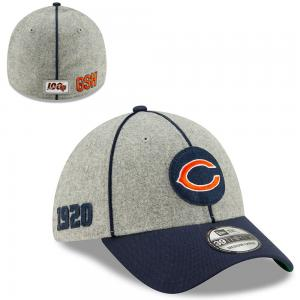 New Era NFL Chicago Bears Onfield 1920 Sideline Home 39Thirty