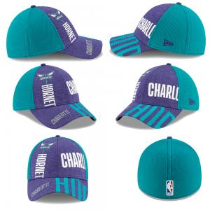 New Era NBA Charlotte Hornets TIP-OFF Series 39thirty caps