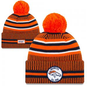 New Era NFL Denver Broncos On Field 2019 Sport Knit
