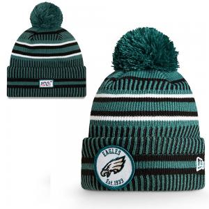 New Era NFL Philadelphia Eagles On Field19 Knit Home