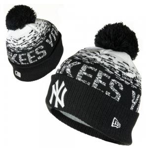 New Era MLB New York Yankees Sport Knit