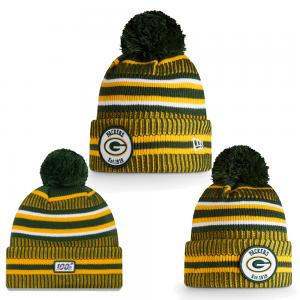 New Era NFL green Bay Packers Onfield 2019 Sport Knit
