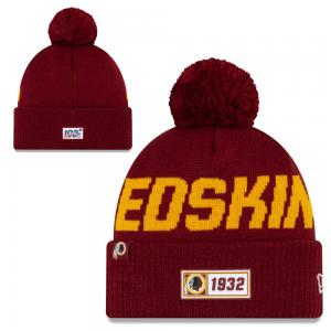 New Era NFL Washington Redskins Onfield Sport Knit