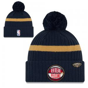 New Era NBA New Orleans Pelicans Draft Knit 2019