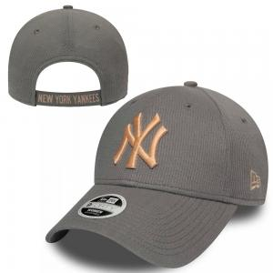 New Era MLB New York Yankees Ribbed Jersey 9Forty Women Cap