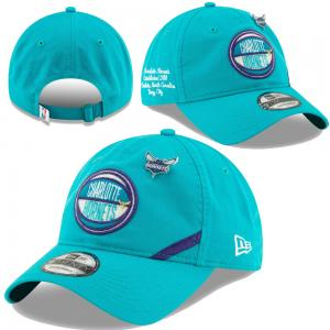New Era NBA Charlotte Hornets 2019 Draft 9Twenty cap