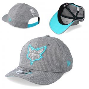 New Era NBA Charlotte Hornets 2019 Training Series  Stretch Snap 9Fifty