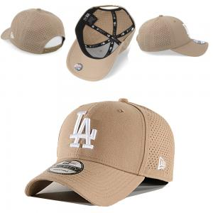 New Era MLB Los Angeles Dodgers Poly Perf 9Forty cap