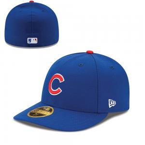 New Era MLB Chicago Cubs Authentic Collection  Low Profile Game 59FIFTY Cap