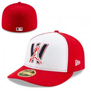 New Era MLB Whashington Nationals Alternate 4 Authentic Low Profile 59FIFTY cap