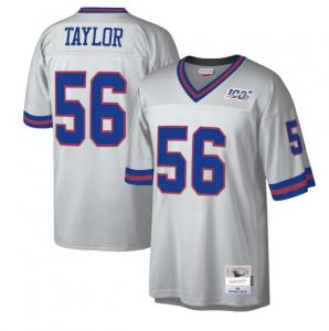 Mitchell & Ness NFL New York Giants Laurence Taylor 100 Years Legacy Jersey