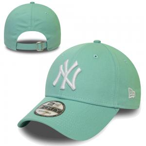 New Era MLB New York Yankees League Essential Pastel Green 9Forty Cap