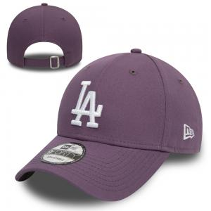 New Era MLB Los Angeles Dodgers League Essential 9Forty Cap Purple