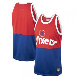 Mitchell & Ness NBA Philadelphia 76ers Heritage Tank Top