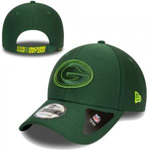 New Era NFL Green Bay Packers Velcro Strap 9Forty Cap