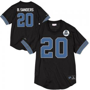 Mitchell & Ness NFL Detroit Lions Barry Sanders #20 Crew Neck Jersey