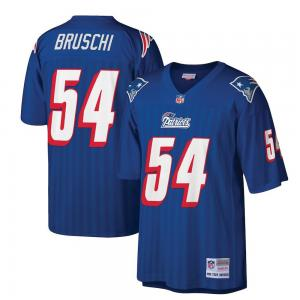 Mitchell & Ness NFL New England Patriots Bruschi #54 Legacy Jersey