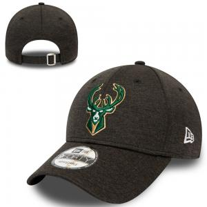 New Era NBA Milwaukee Bucks Shadow Tech 9Forty Cap