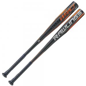 Rawlings BBZI3 2020 Impact BBCOR Baseball Bat -3