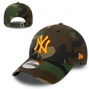 New Era MLB New York Yankees Camo Essential 9Fifty Cap